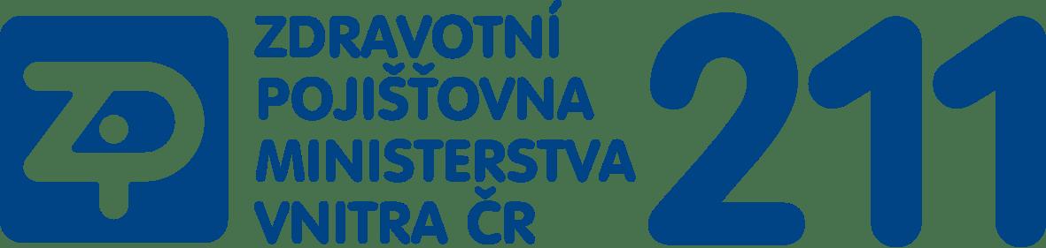 Logo Zdravotní pojišťovna ministerstva vnitra